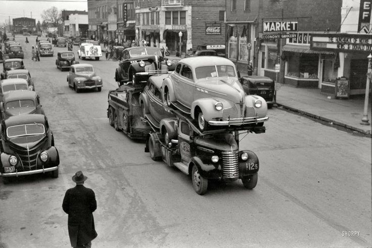 1940s automobiles.