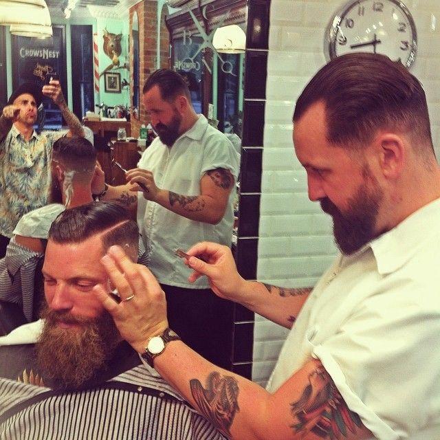 Barber Shop Dothan Al : ... barber shop B E A R D on Pinterest Beards, Hudson hawk and Barbers