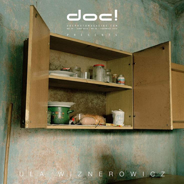 doc! photo magazine presents: Ula Wiznerowicz - BEHIND THE CURTAIN @ doc! #24 (pp. 151-173)