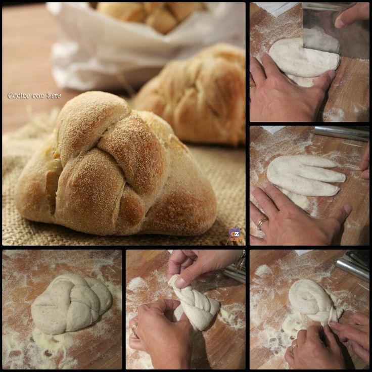 Pane con fiocchi d'orzo di Giorilli