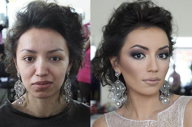 MOGUL | 27 Photos That Show the Power of Makeup www.onmogul.com