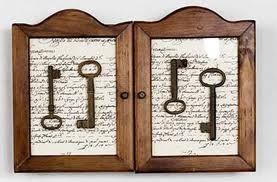 Decoracion de llaves antiguas con las letras del primer baile de bodas!!!!!!!!!!