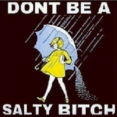 "Yea, some people need to GET OVER THEMSELVES with their ""ignore you"" salty attitudes! Yeah, YOU!"