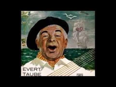 Evert Taube - Calla Shewens Vals on Guitar