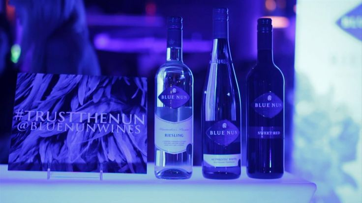 #TrustTheNun Event with Blue Nun Wines on Vimeo