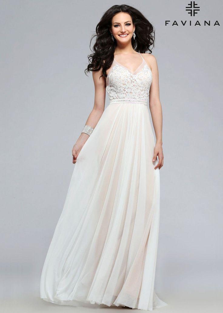 Faviana prom dress style 7717