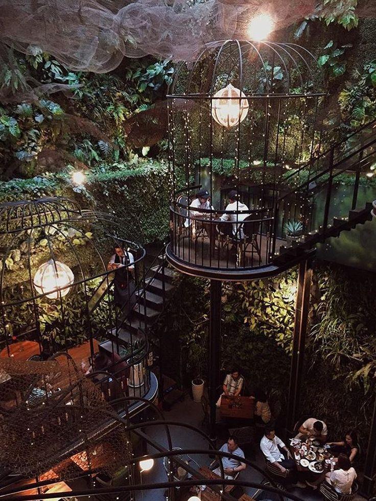 Voyage: les plus beaux restaurants du monde