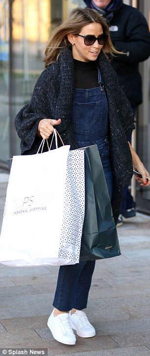 Strictly shopping:They are hard at work on the Strictly Come Dancing tour so it's not sur...
