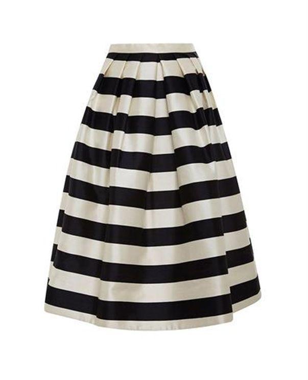 Tendenza moda Primavera/Estate 2015: la gonna è a ruota - Vogue.it