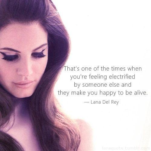 Lana del Rey quotes | Lana del Rey | Pinterest