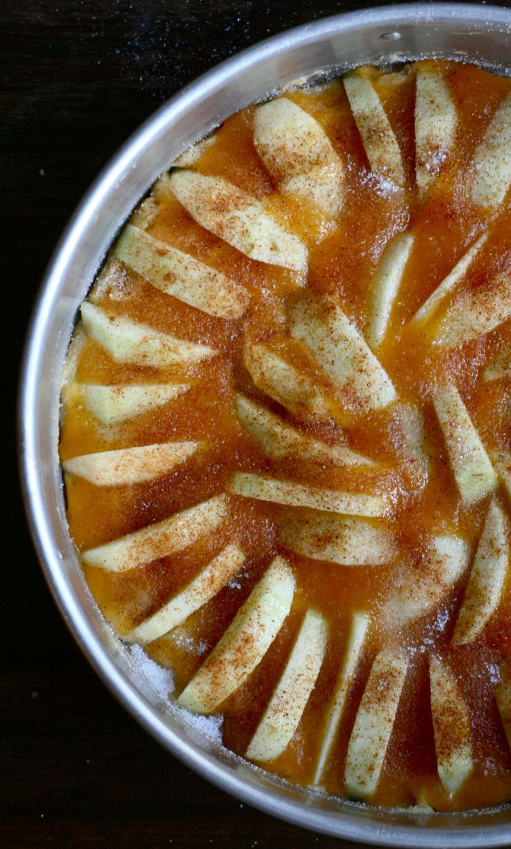 Eple- og aprikoskake | Spiselandslaget