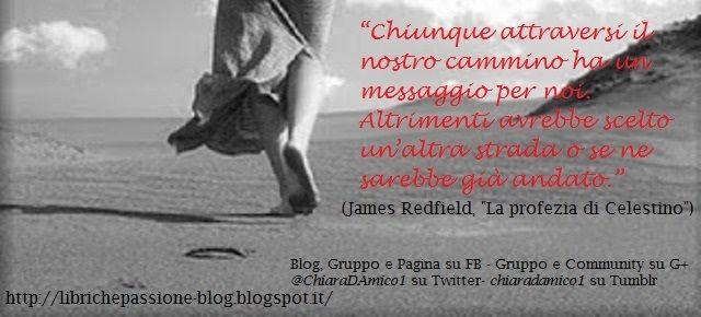 """""""La profezia di Celestino"""" di James Redfield"""