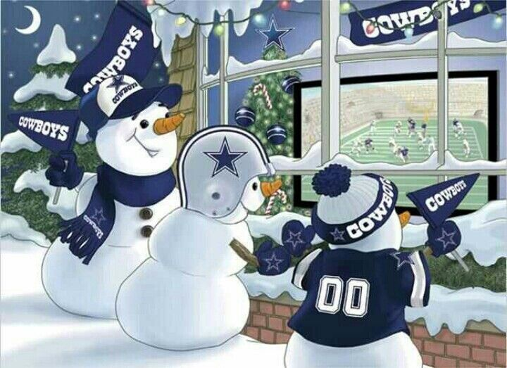 Dallas Cowboys Christmas