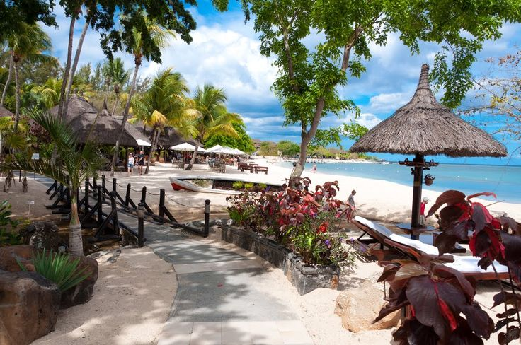 Maritim Beach, Balaclava, Mauritius