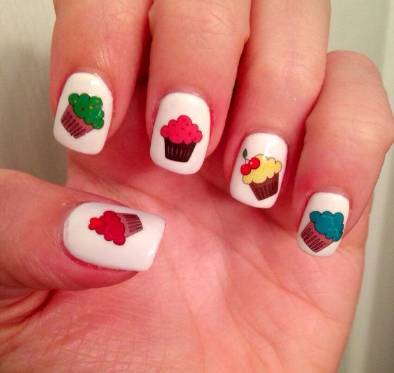 Butter Cream Cake Nails: 17 Best Ideas About Cartoon Cupcakes On Pinterest