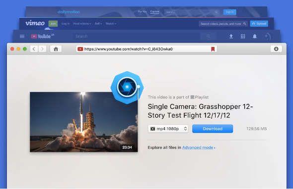 Centerklik Com Videoduke Adalah Software Aplikasi Download Video Sekali Klik Dari Berbagai Website Seperti Youtube Facebook Instagra Youtube Video Aplikasi