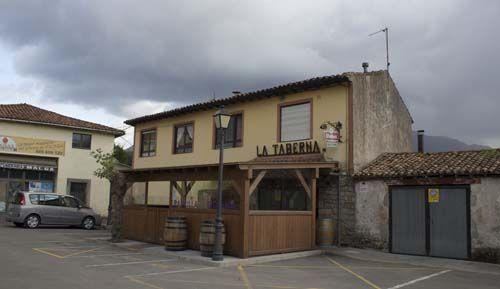 Restaurante Sidrería La Taberna