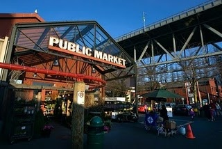 Granville Island Public Market, Vancouver BC