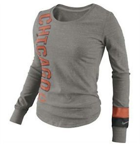 Nike NFL Bears Go Long Longsleeve Wwomen's Shirt Was $40
