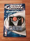 For Sale - 2003 Bud Light Cleveland Cavaliers NBA Metal Beer Sign LeBron James Rookie Year - See More At http://sprtz.us/CavsEBay