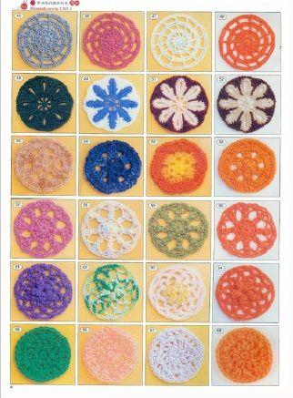 Una revista ideal para sacar nuevas ideas - Crochet Esquemas
