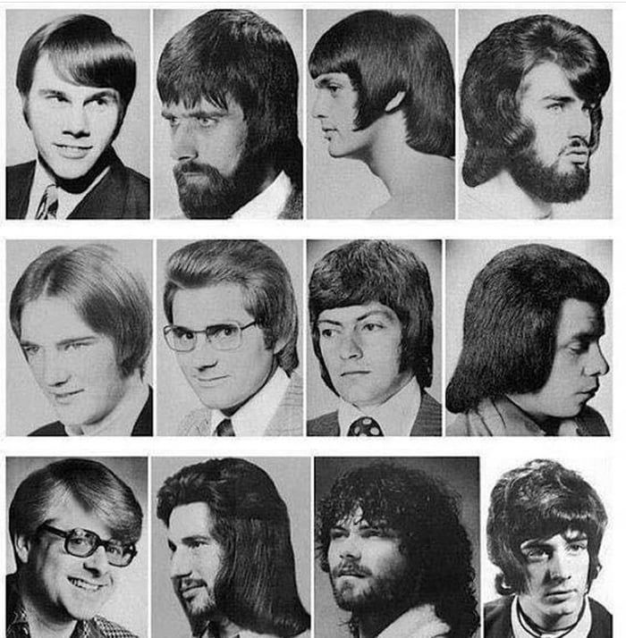 70s Barbershop Style Guide Barbershop Style 70s Hair Men Mens Hairstyles