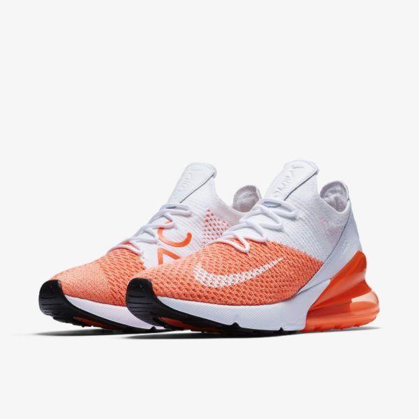 9aaab71e6f3b6 Nike Air Max 270 Flyknit Crimson Pulse in 2018