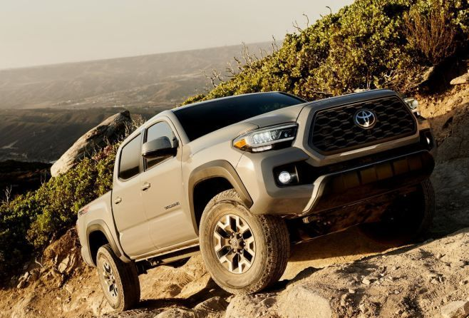 2020 Toyota Tacoma Redesign Release Date Price Specs Trd Pro Toyota Tacoma Toyota Tacoma Trd Tacoma Trd