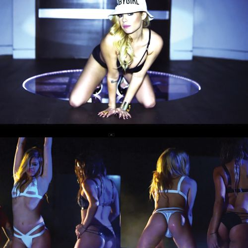 """Chanel West Coast is definitely turning the heat up in her newest video featuring CokeBoy French Montana. The visuals follow Chanel through a Club/Pool Party as she looses more and more clothing. The track is titled """"Been On"""" . What do you think? Is Chanel riding the sex appeal train? Or is the music there to back it up? Which route is she more leaning towards?... Bad Girl RiRi.. or Miley? Either way the Video is HOT."""