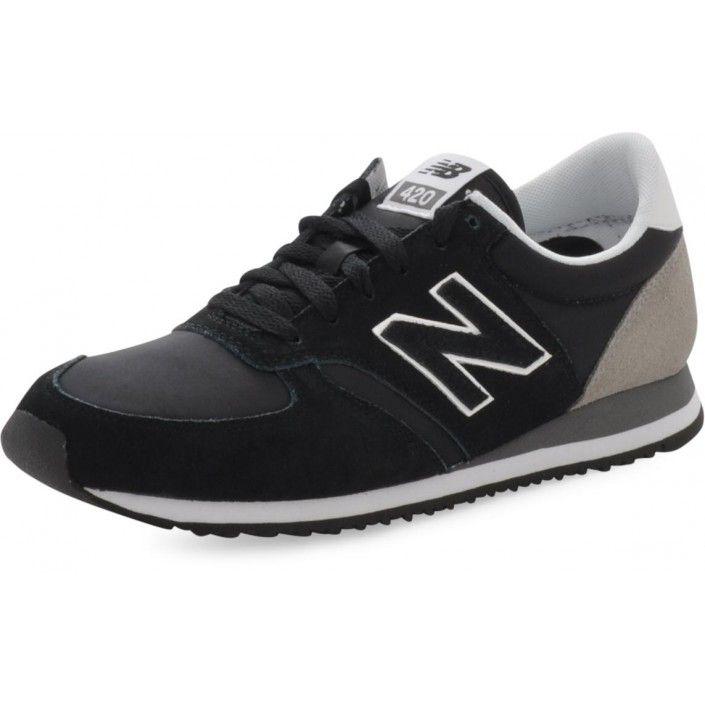 NEW BALANCE U420SNKK BLACK fra Footway. Om denne nettbutikken: http://nettbutikknytt.no/footway/