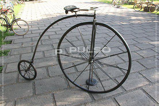 Bicicletas antiguas a exhibición (fotogalería) - Pulso Diario de ...