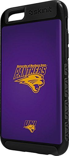 University of Northern Iowa iPhone 6 Cargo Case - Northern Iowa Cargo Case For Your iPhone 6. Built To Last - Tough iPhone 6 Cargo Case Made With A Double Layer Hard Shell & Rubber Liner Protection. Offically Licensed Northern Iowa, University of Case Design. Industry Leading Vivid Color Vinyl Print Technology. Textured Sidewalls - For Added Comfort & Enhanced iPhone 6 Grip. Precision iPhone 6 Fit - Increasing Protection Without Sacrificing Function.