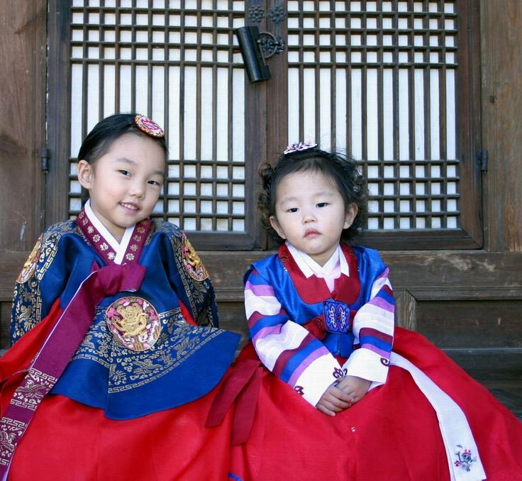 Children's Hanbok | Korea