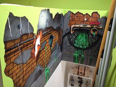 75 best Ninja Turtle Kinderzimmer images on Pinterest | Ninjas ...
