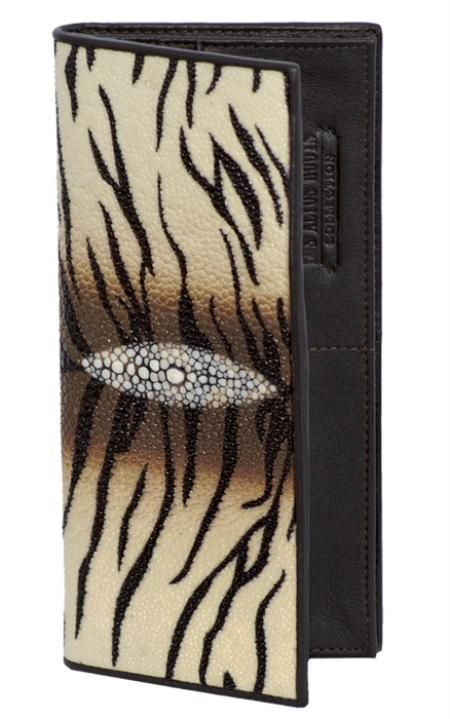 This high quality exotic skin CheckBook Wallet is a great addition to your exotic skin wardrobe as well as would make a great gift for many occasions alligator purse.