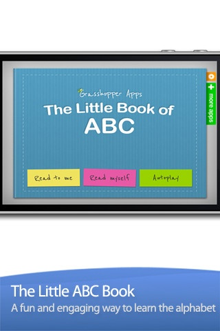 ABC Alphabet Letters by The Little Book ($0.00) Toddlers will love the interactivity of the little books and click on the images to hear the sound of the words play back out loud. ✔ Customize story - fully customize the entire story & even change it! ✔ Record your own voice ✔ Change the story ✔ Change picture highlights ✔ Add picture highlights ✔ Playback mode - either play back the original story or the one you customized ✔ can have each word highlighted as the story is read