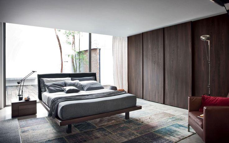 Risultati immagini per camere letto moderne legno