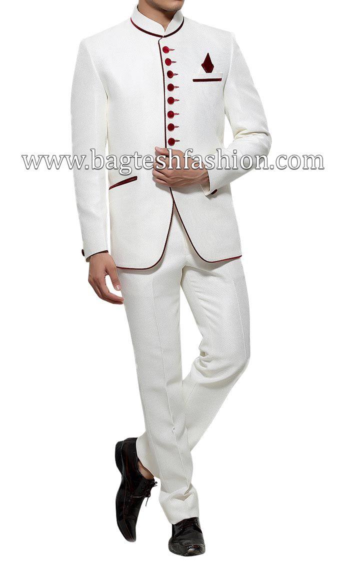 Elegant Regal Touch Jodhpuri Suit http://www.bagteshfashion.com/men/mens-suits/jodhpuri-suits