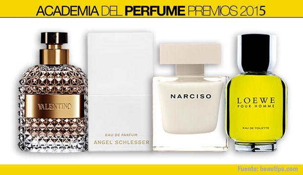 La Academia del Perfume reparte los premios a las mejores fragancias de 2015.