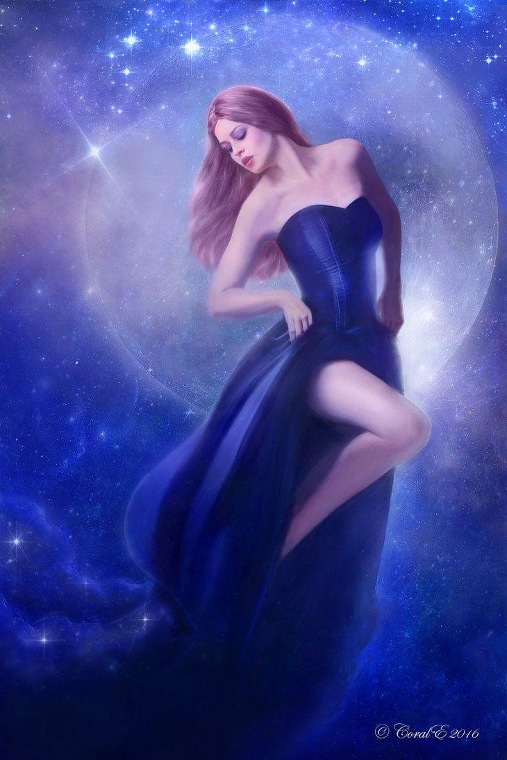 это богиня ночи картинки варианты являются