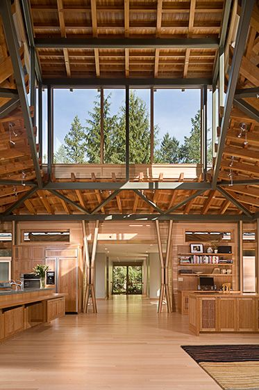 Seattle based FINNE Architects