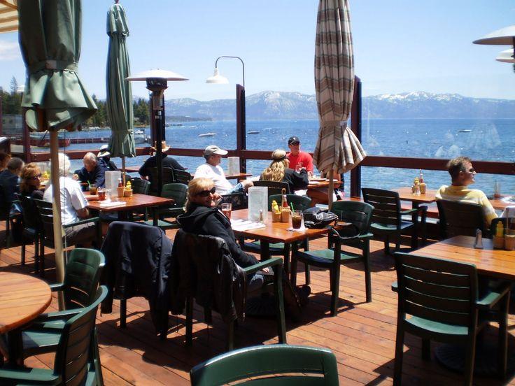 Top 10 Patios in North Lake Tahoe | Lake Tahoe Vacation Blog