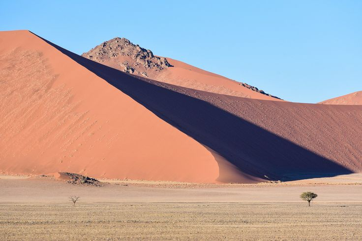 On the way to Sossusvlei