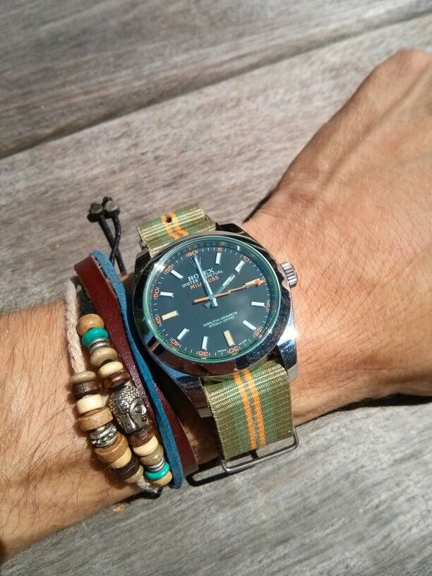 1000 Images About Rolex Milgauss On Pinterest Nato