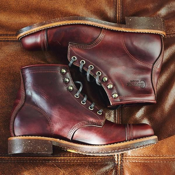 Chippewa Homestead Boots
