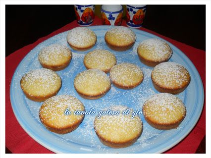 #Mufufts de #Limón #Dulces recetas italianas y mucho mas - Comunidad - Google+