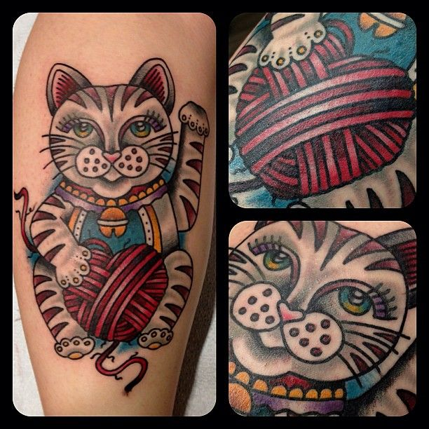 11 best tattoo images on pinterest cat paintings kitty for Tattoo parlors houston