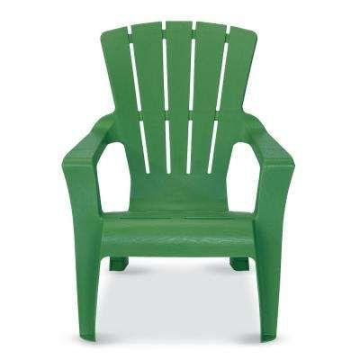 Fern Plastic Adirondack Chair