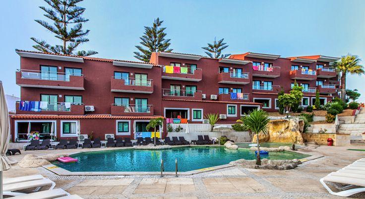 Topázio Apartamentos *** - Albufeira, Portugal