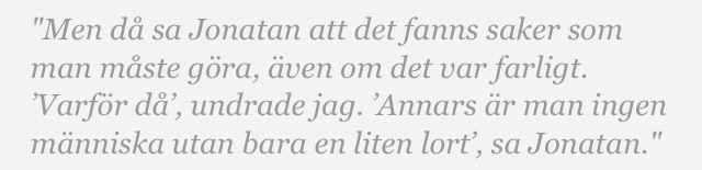 Bröderna Lejonhjärta, Astrid Lindgren